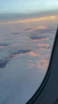 Sky over Scotland