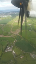 Propeller planes are snazzy
