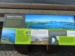 Biggest loch in Britain