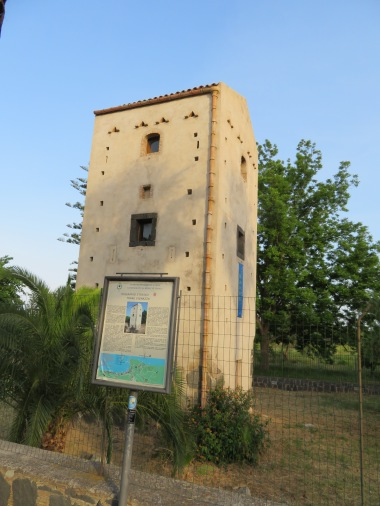 Very old tower