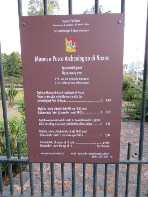 Archeological park