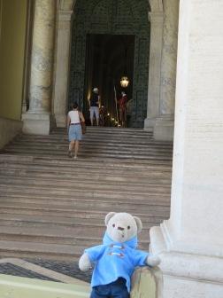 In Vatican City