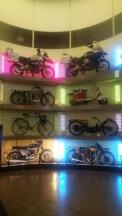 So many motorcycles