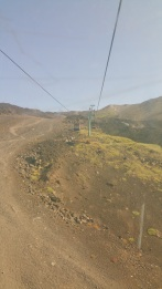 Cable car to the middle