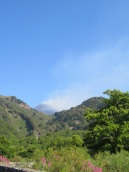Eruption again