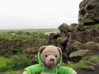 Exploring the rocks