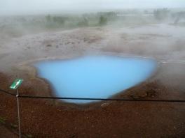 The mini Blue Lagoon